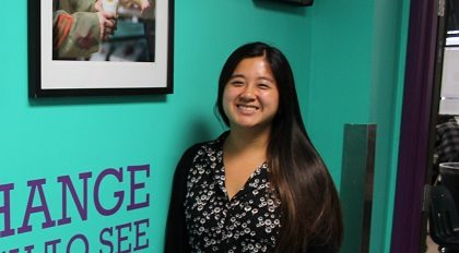 Meet SFC's Newest Staff Member-Claudia Chow!
