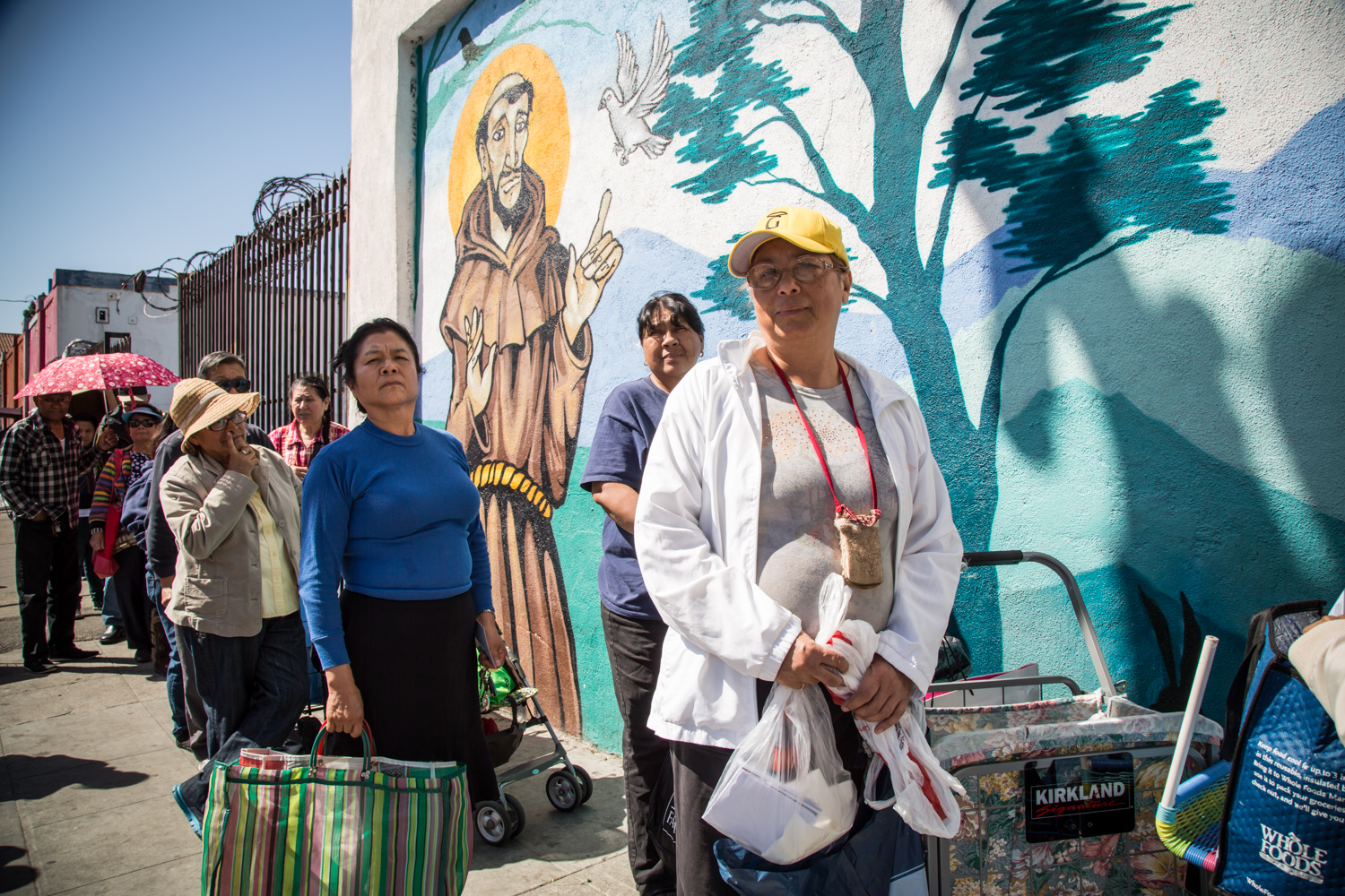 St. Francis Center Volunteer Opportunities Los Angeles