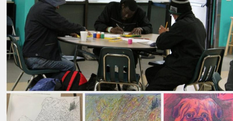 SFC's 1st Art Workshop A Success!