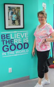 SFC's Volunteer Spotlight ~ Barbara!